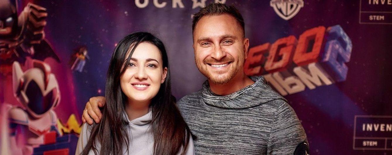Соломия Витвицкая пришла на премьеру мультфильма в худи с аистами