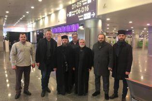 Делегацию ПЦУ не впустили в русский монастырь на Афоне - СМИ