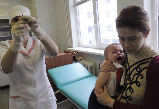 Від початку року від кору померли семеро українців