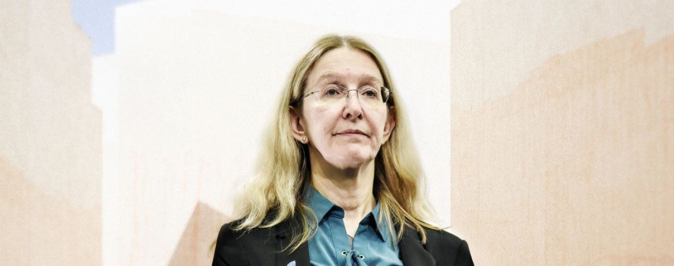 Супрун назвала головну причину смертності в Україні