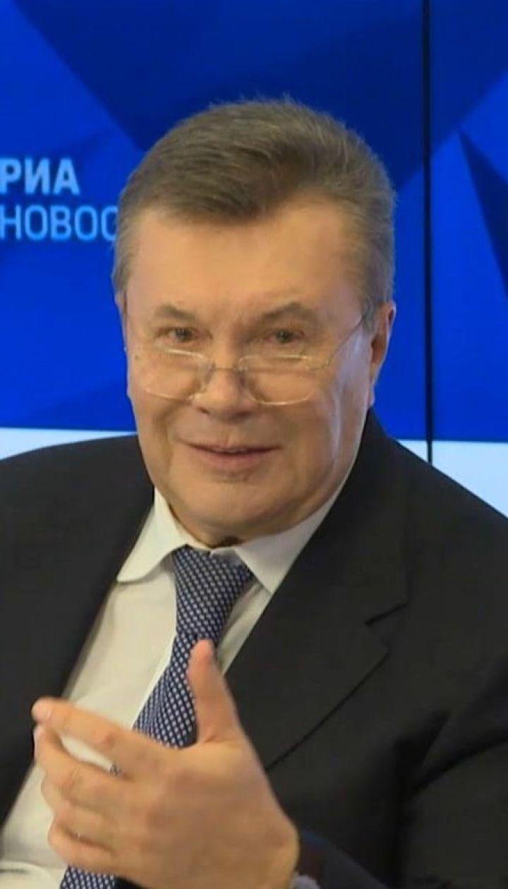 Путин позаботился о личной охране для Януковича