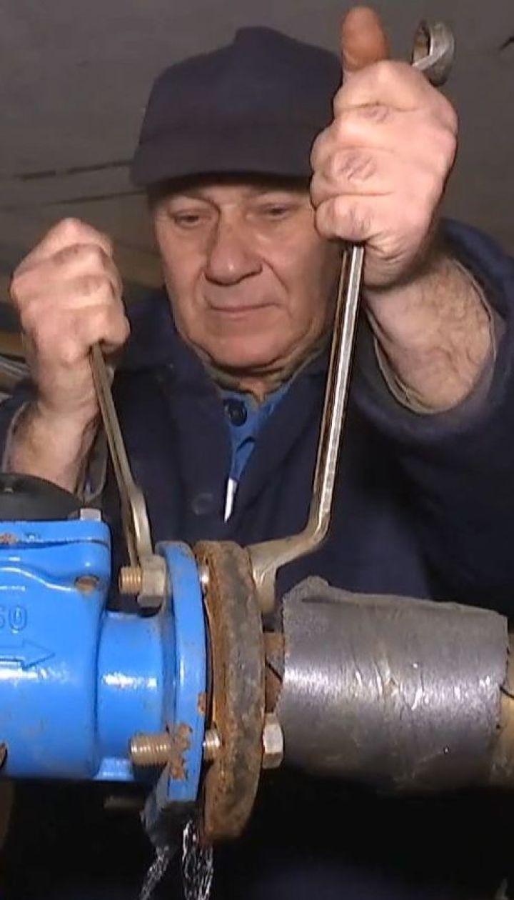 В Україні змінюють систему нарахування використаної води