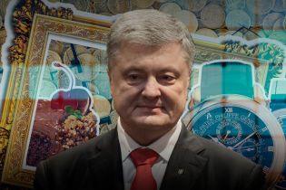 25 млн долларов и дивиденды. Декларация президента Порошенко, который баллотируется на второй срок