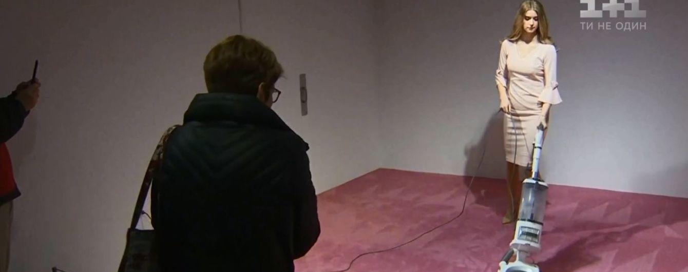 """""""Иванка пылесосит"""": семью Трампа возмутила художественная инсталляция в Вашингтоне"""