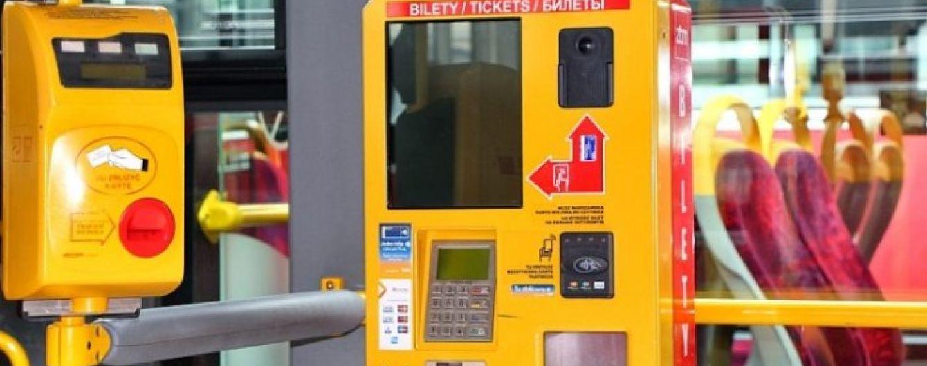 У Варшаві в автоматах з продажу квитків з'явиться українська мова