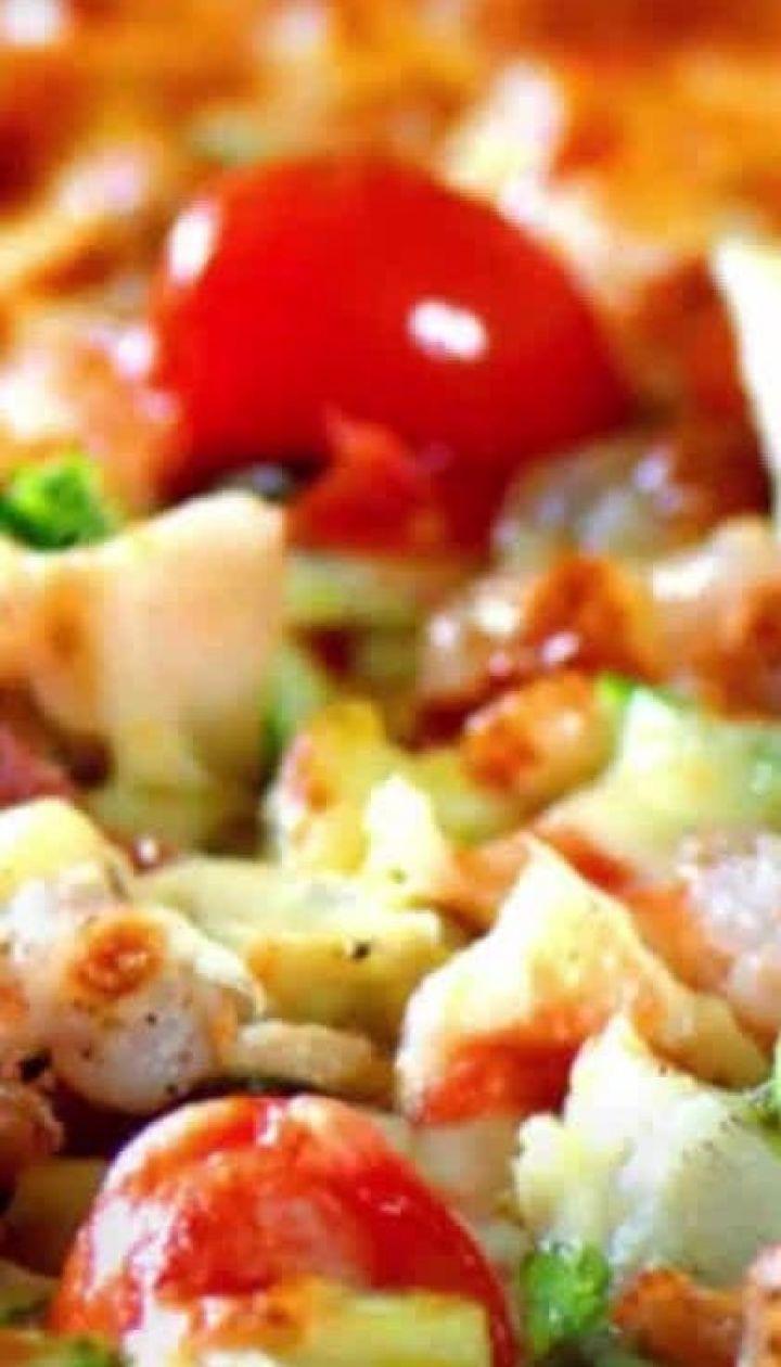 Дієтолог зі США назвав піцу кориснішим сніданком за вівсянку