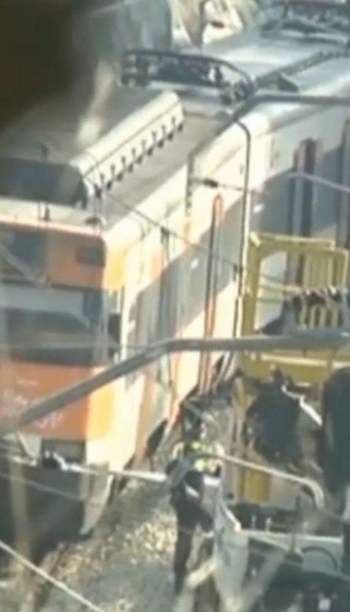 У Каталонії зіткнулися два пасажирські потяги, є загиблий