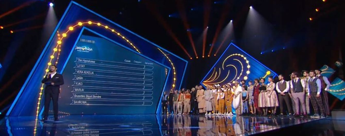 """""""Евровидение-2019"""": стали известны имена первых финалистов нацотбора"""