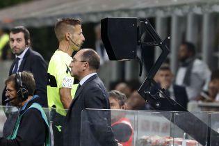 УЕФА впервые в истории назначил видеоассистентов на поединки Лиги чемпионов