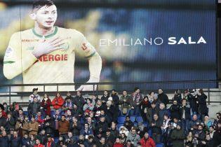 Поліція заарештувала фанатів, які знущалися зі смерті футболіста Сали
