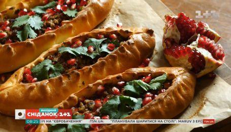 """Турецкая пицца """"Пиде"""" - Сладкое воскресенье"""