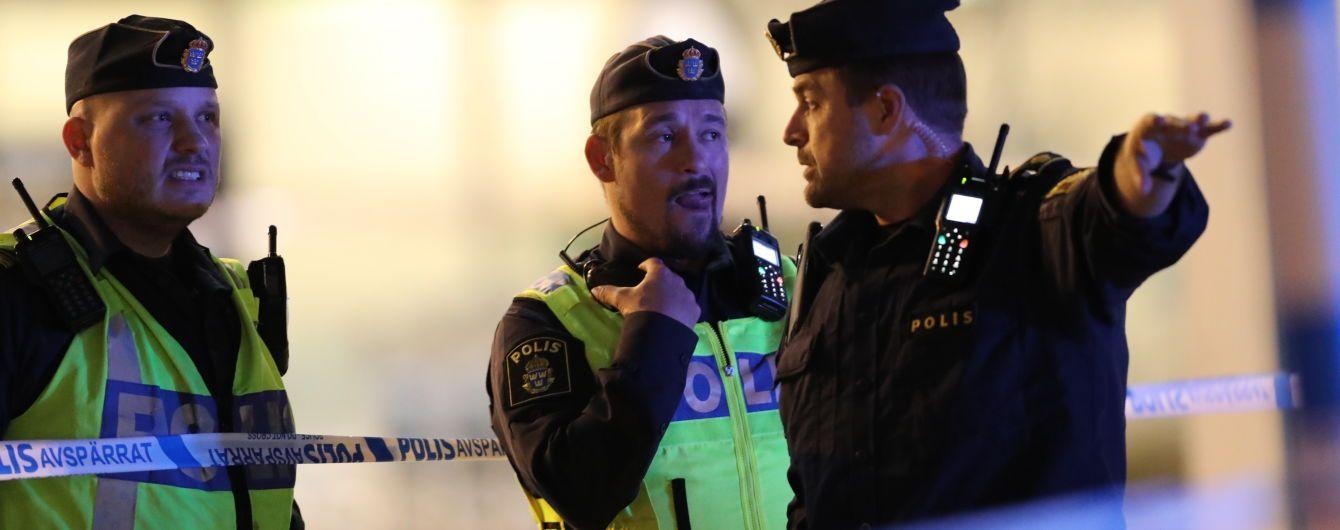 В Швеции будут судить полицейских, которые застрелили юношу с игрушечным пистолетом в руках