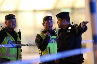 У Стокгольмі чоловік підірвався на власній вибухівці