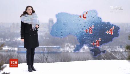 Підступне потепління: яку погоду прогнозують синоптики на наступний тиждень