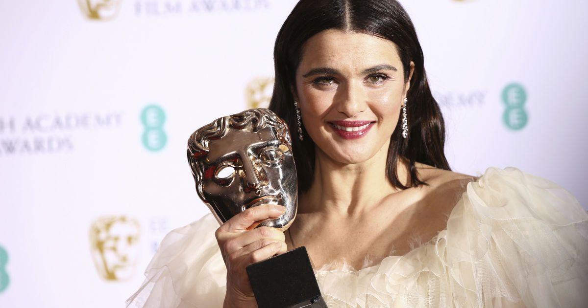 """Рейчел Вайс (фільм """"Фаворитка"""") перемогла у номінації """"Найкраща жіноча роль другого плану"""". @ Associated Press"""