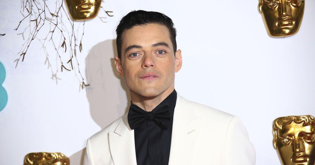 """Рамі Малек отримав BAFTA за найкращу чоловічу роль у фільмі """"Богемська рапсодія"""". @ Associated Press"""