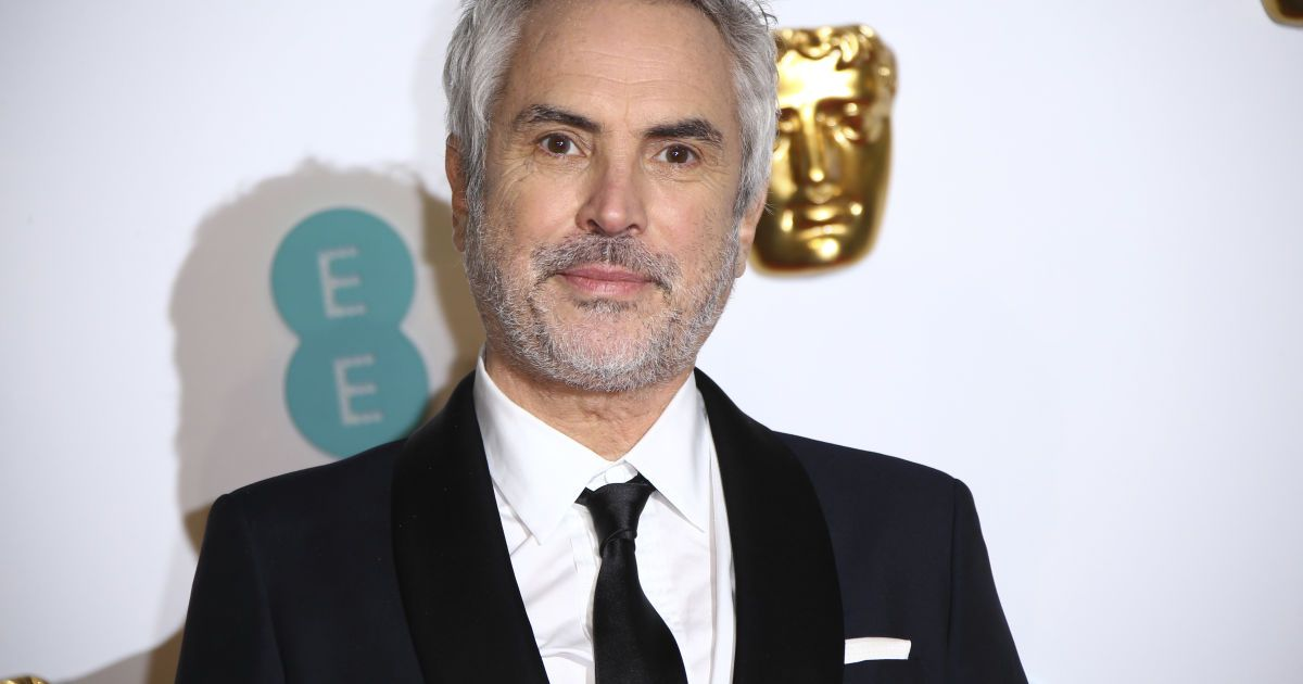 """Альфонс Куарон - найкращий режисер. Його фільм """"Рома"""" визнаний найкращим фільмом року. @ Associated Press"""