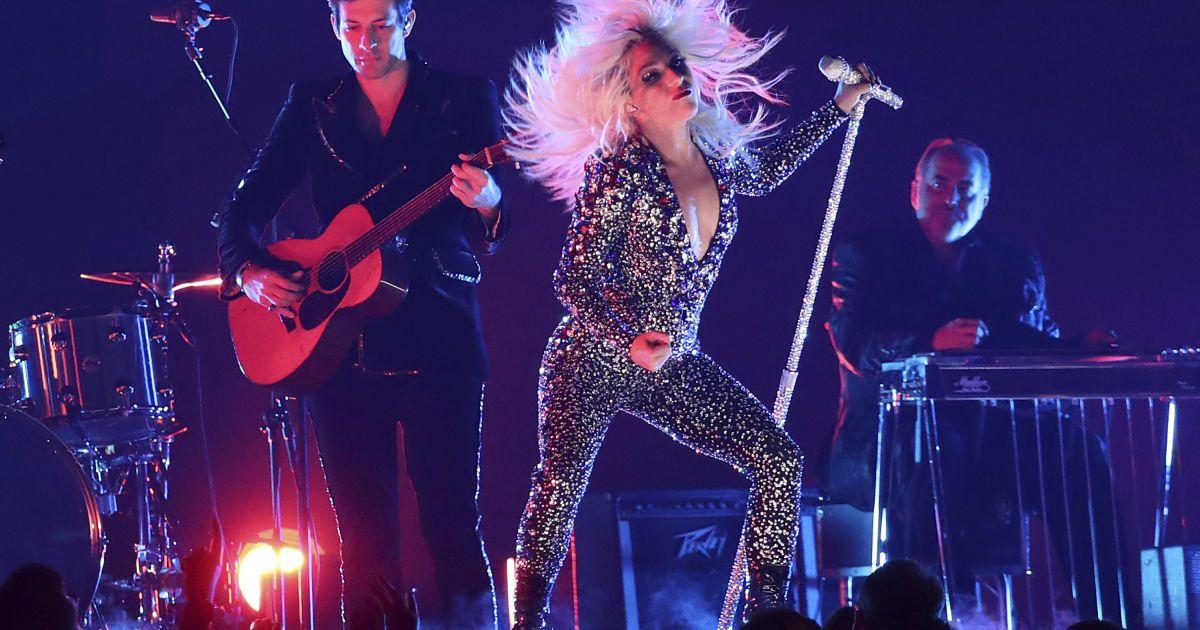 Леди Гага @ Associated Press