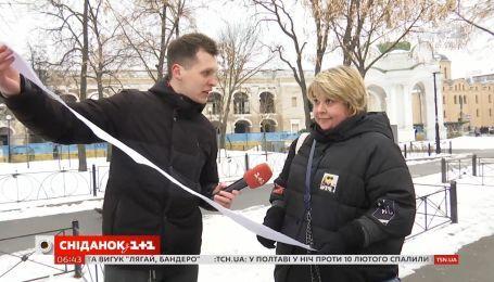 Метровые бюллетени ждут украинцев на выборах президента 2019