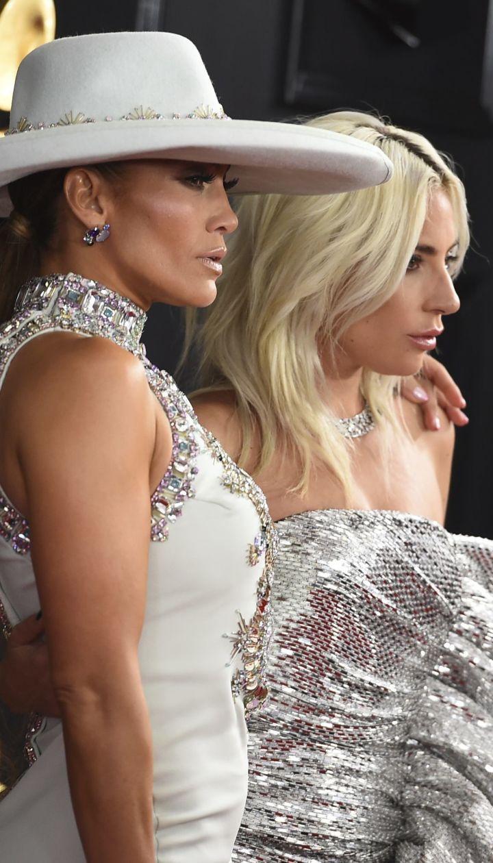 Джей Ло и Леди Гага