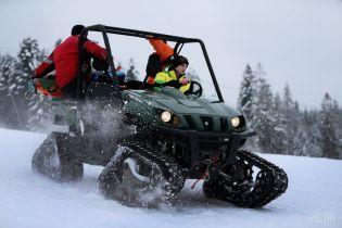 У Карпатах зберігається висока сніголавинна небезпека
