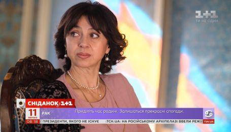 История любви балерины Нино Ананиашвили и бывшего министра Грузии Григория Вашадзе