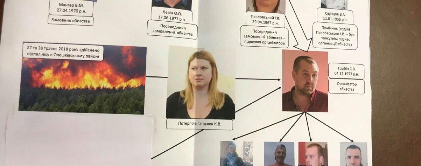 Підозрюваним у вбивстві Гандзюк змінили підозру на більш поблажливу - ЗМІ