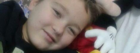 Лікування в Німеччині може допомогти Станіславчику побороти пухлину мозку
