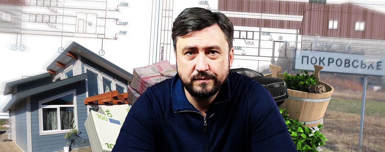 Городская баня и здание в Крыму: декларация кандидата в президенты Соловьева