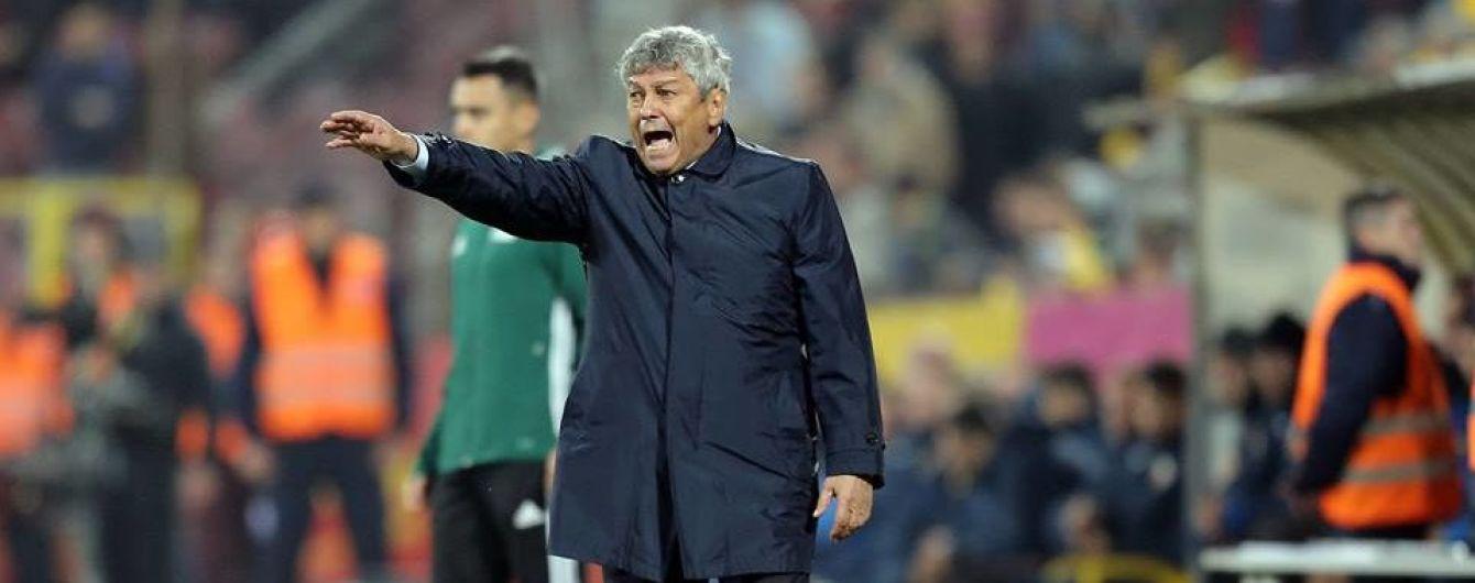 Луческу извинился за критику Лобановского: Я осознал, насколько классным тренером он был