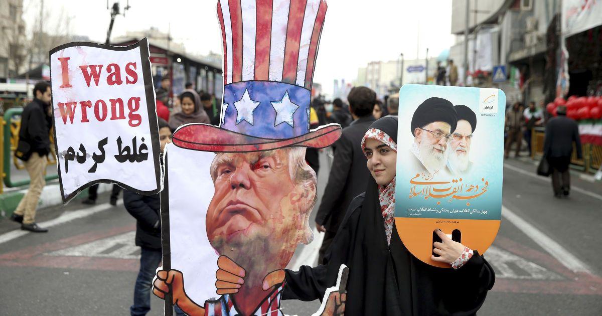 Річниця Ісламської революції в Ірані @ Associated Press