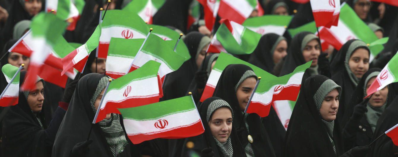 В Ірані розбився винищувач