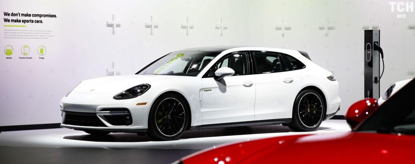 Audi и Porsche заморозят выпуск электрокаров