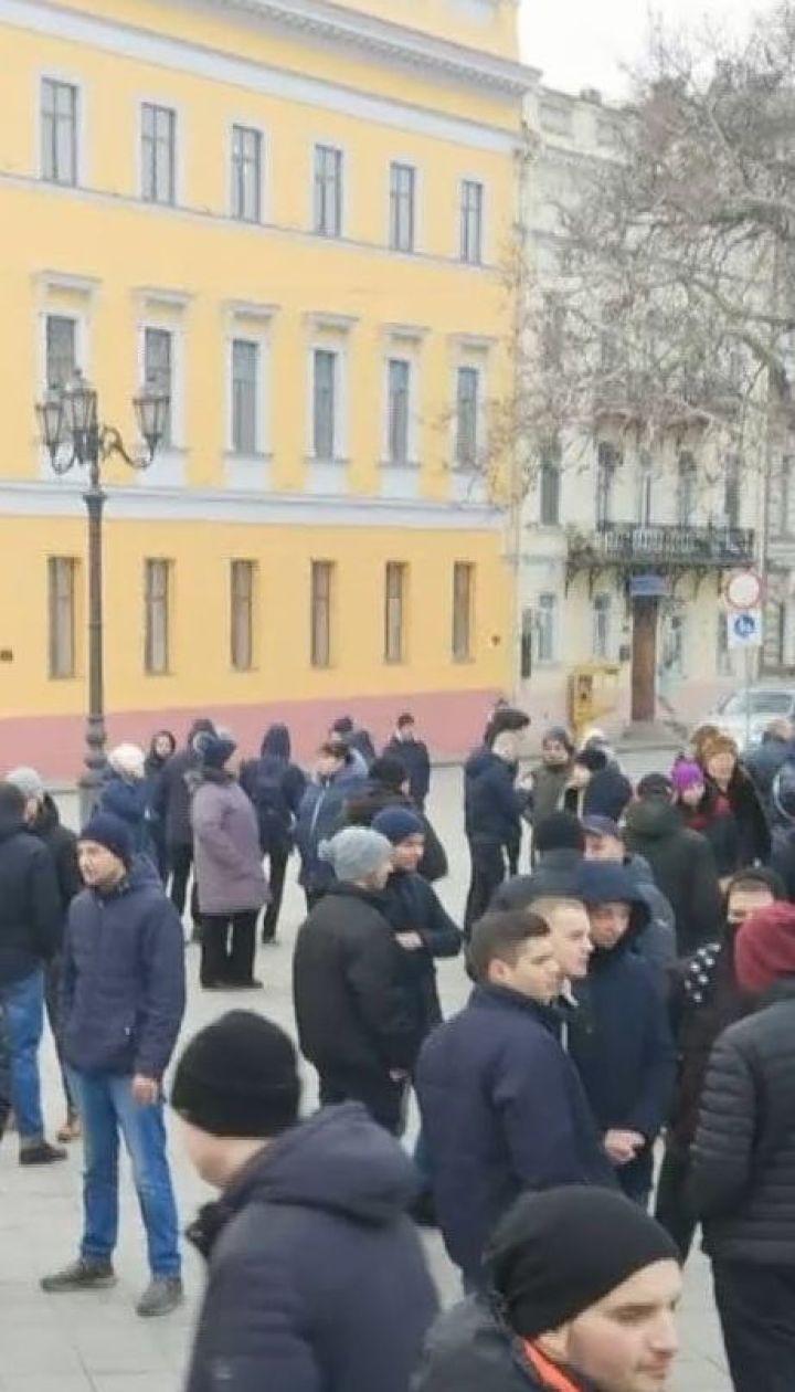 Передвиборчий пранк: у Києві та Одесі відбулися мітинги за кандидата, якого не існує