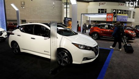В Nissan заявили, что батареи Leaf способны прослужить 22 года