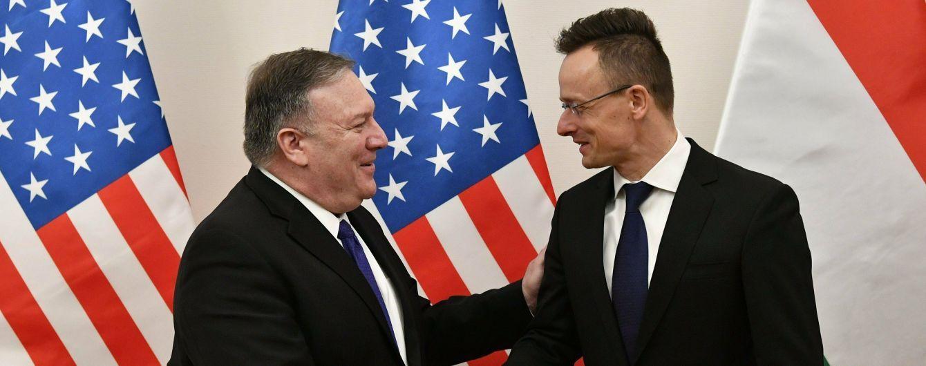"""Держсекртар США призвал Венгрию не допускать, чтобы Путин """"вбивал клин"""" между странами НАТО"""