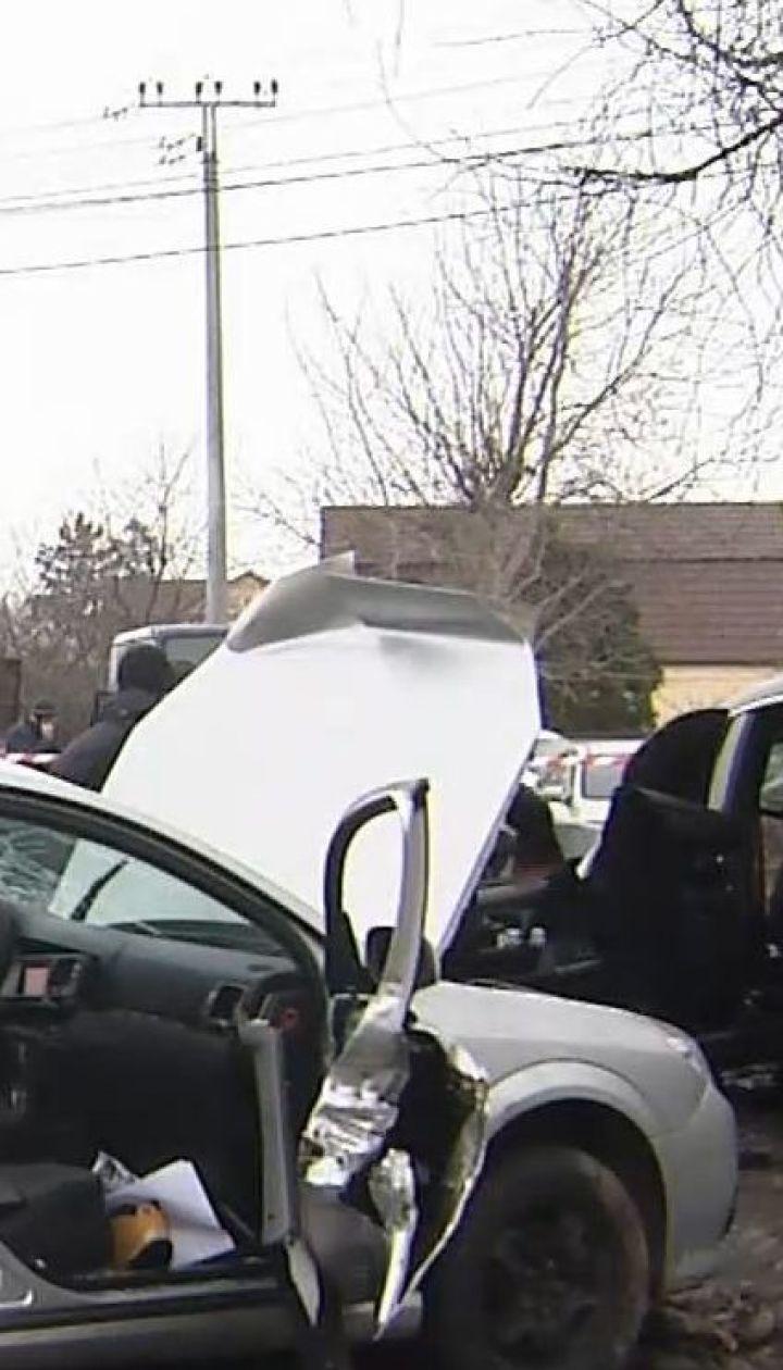 Смертельные гонки: в Борисполе водитель на большой скорости убегал от полицейских