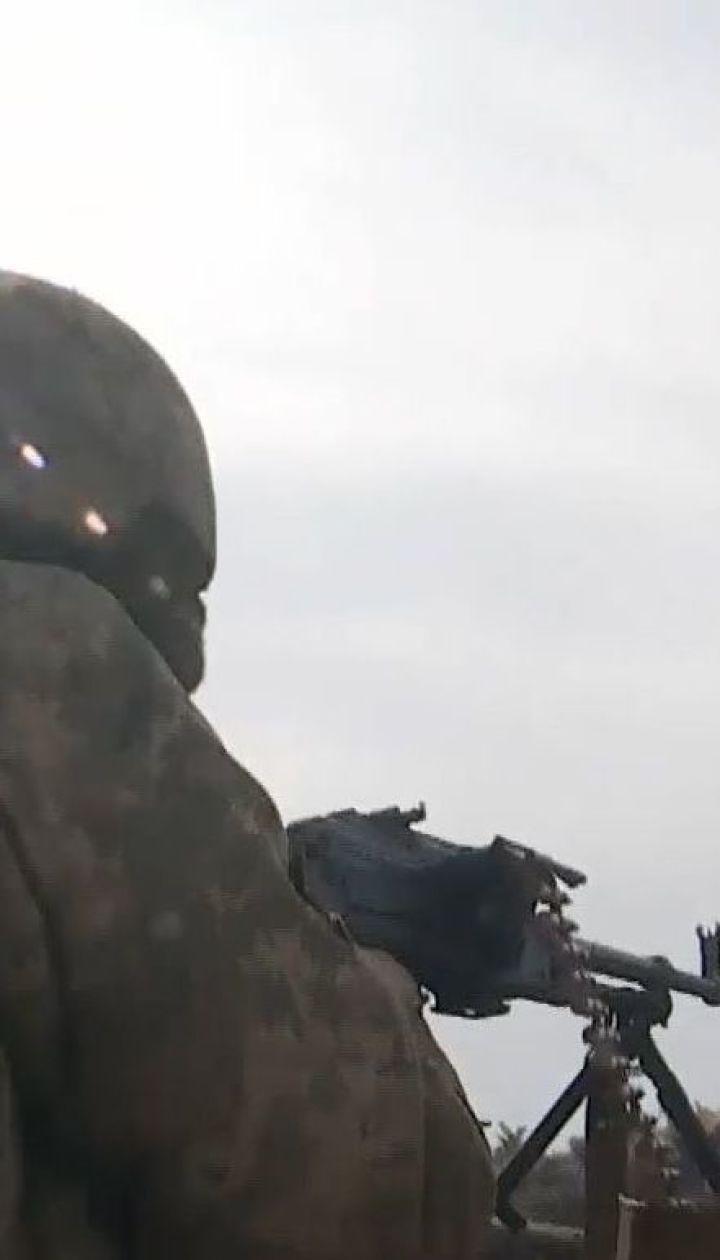 """Бої на передовій: на Луганщині бойовики висунули на позиції так званих """"морських піхотинців"""""""