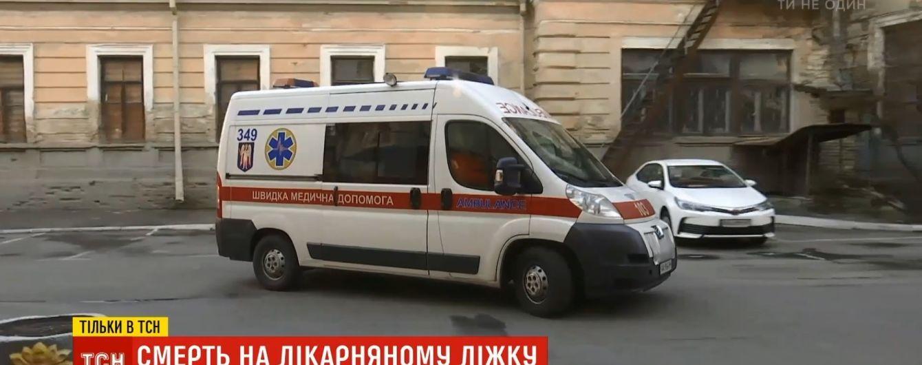 На Киевщине медики не спасли 2-летнего мальчика, который упал в кастрюлю с кипятком