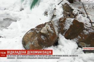В Украине нашли двух Ленинов, которые пережили декоммунизацию