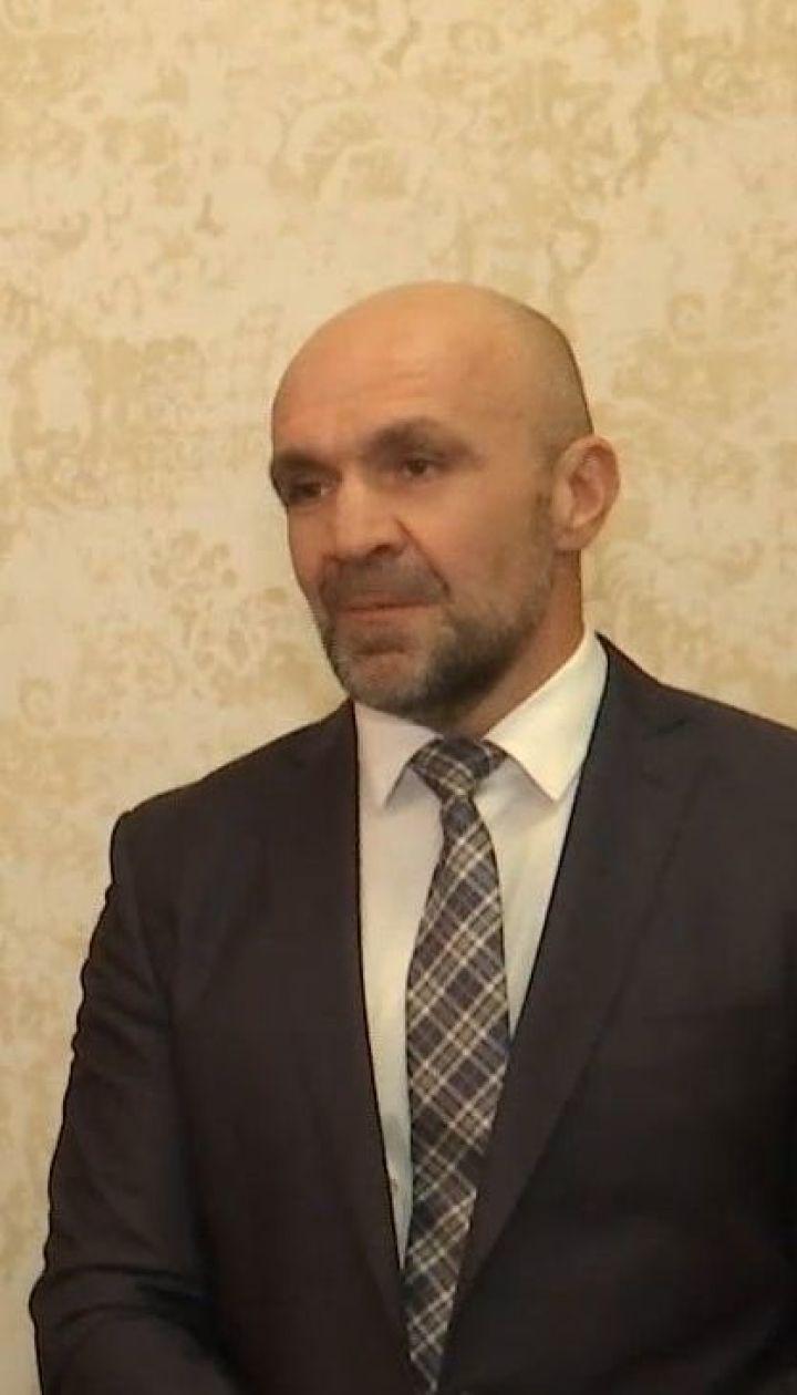 Подозреваемый в заказе убийства Гандзюк Владислав Мангер своей вины не признает