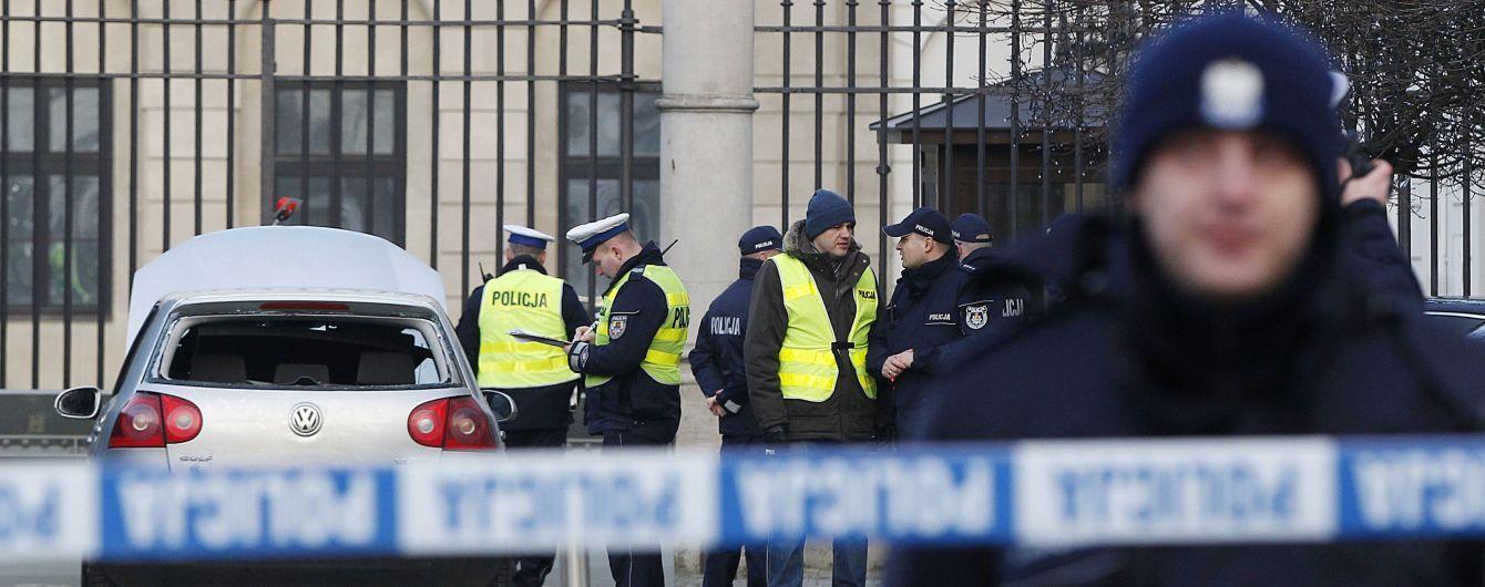 В Польше задержали и собираются депортировать гражданина России, которого заподозрили в терроризме
