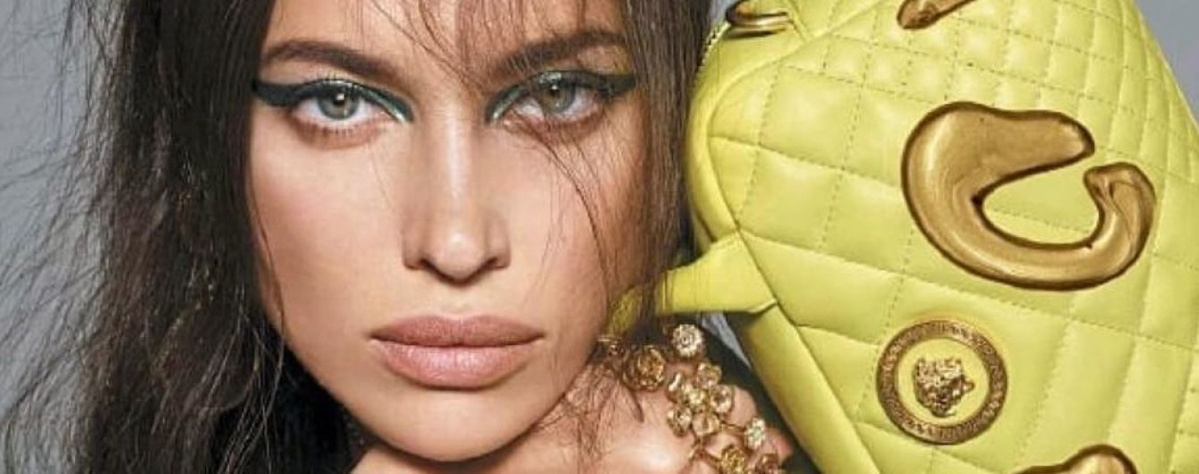 Вся в Chanel: Ирина Шейк похвасталась стройными ногами в новом фотосете