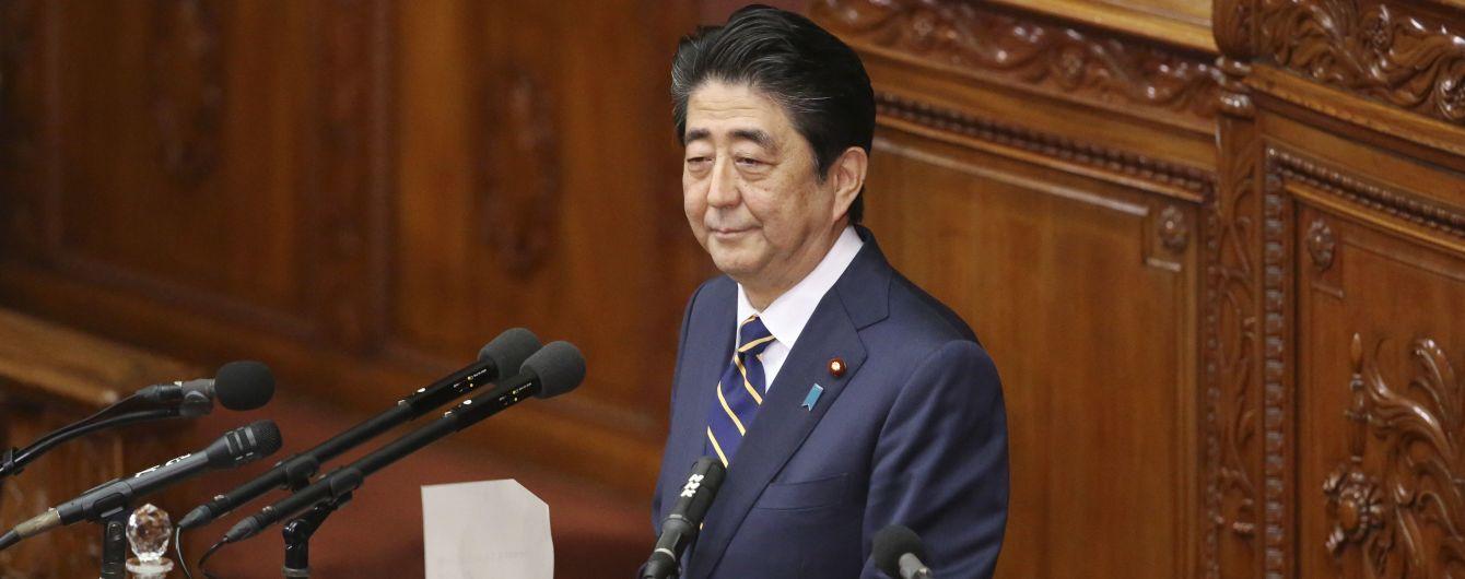 Премьер Японии заявил, что мирный договор с Россией будет заключен после согласования границ