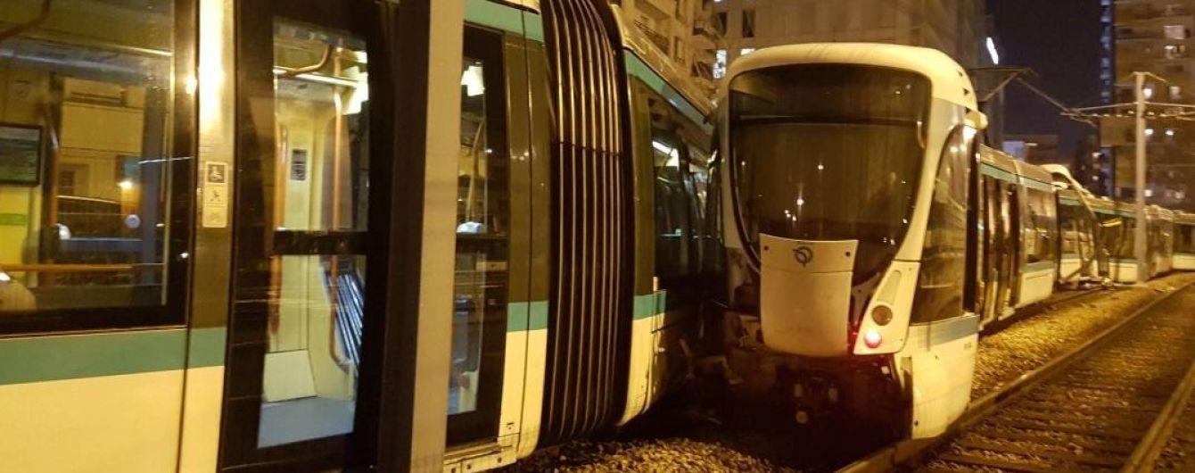 У Франції зіткнулись трамваї, більше десяти постраждалих