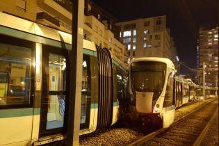 Во Франции столкнулись трамваи, более десяти пострадавших