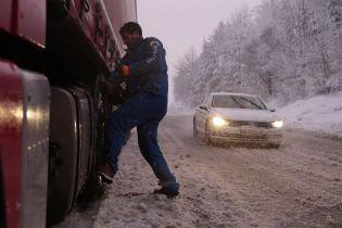 У Боснії вирує сніговий шторм