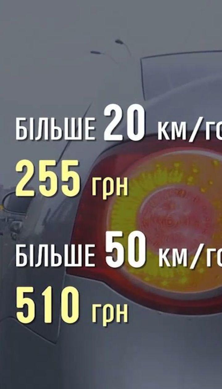 Як працюють радари TruCam та скільки коштує перевищення швидкості