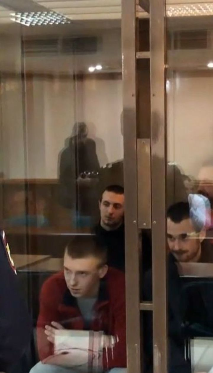 Суд в Москве рассматривает апелляцию о содержании под стражей четырех украинских моряков