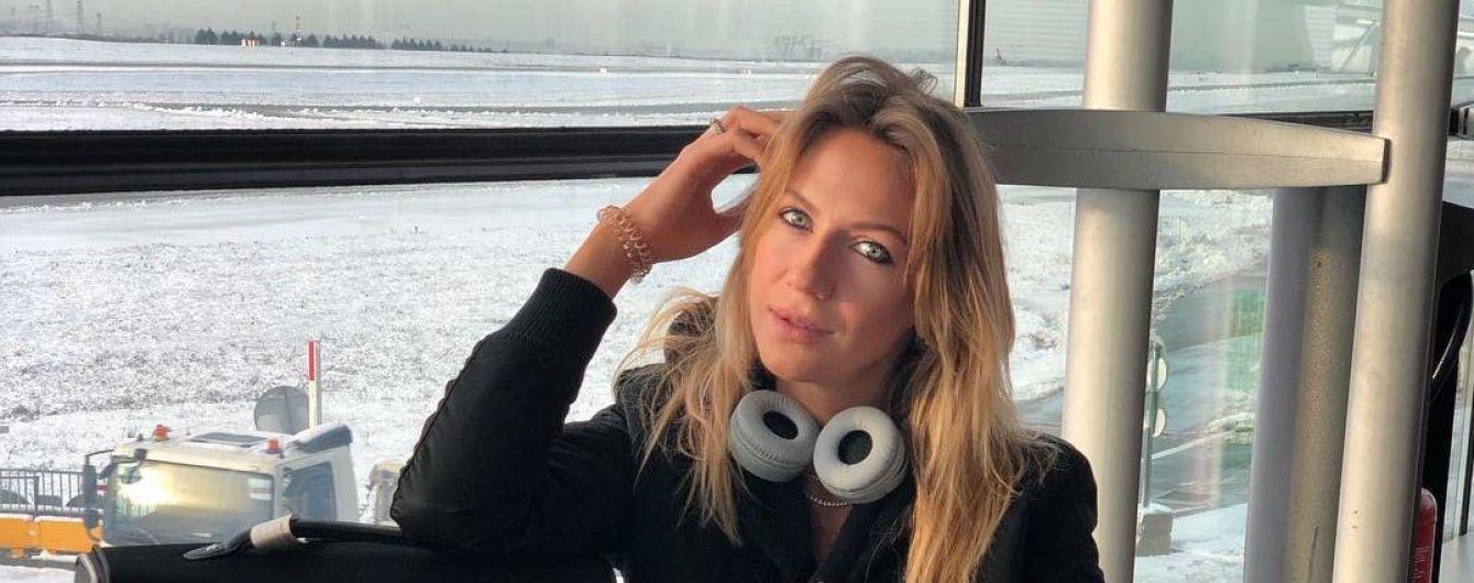 Леся Никитюк сообщила, что рассталась с любимым
